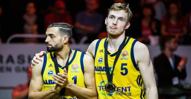 Basketball Cup final : Alba Berlin: The best time is yet to come