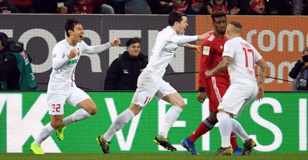 Bayern Munich plays with a historic own goal in narrow victory
