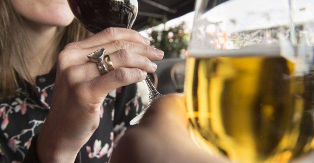 Beer before wine makes not nice