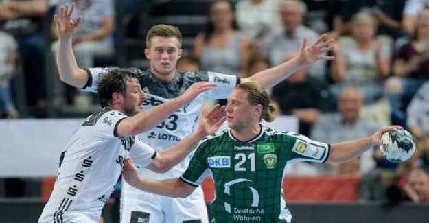 Before the game against Gummersbach : Füchse Berlin-it is A question of mentality