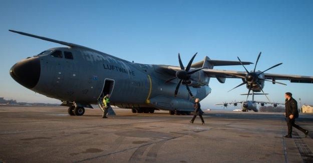 Berlin promises to increase defense spending
