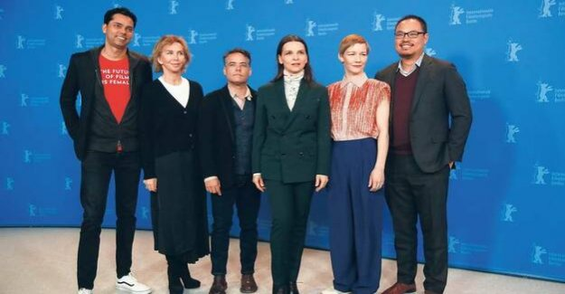 Berlinale-Jury : The future of film is female
