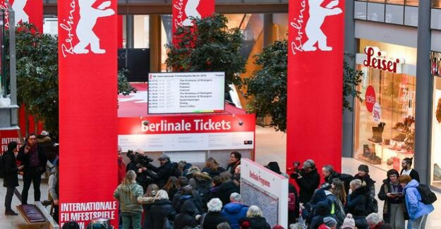 Berlinale-column : A insider's tip against ticket stress