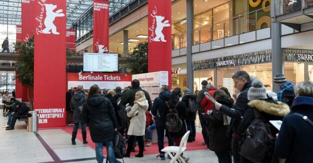 Berlinale-column : Invisible to the Berlinale – that's it