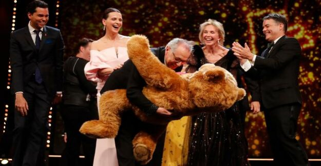 Berlinale film festival-closing gala : Golden bear goes to Synonymes from Israel