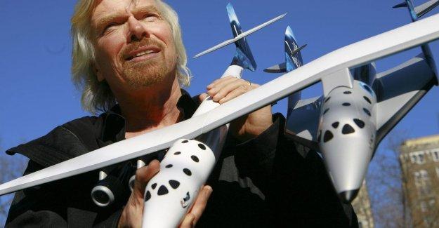 Billionaire Richard Branson plant own space by July
