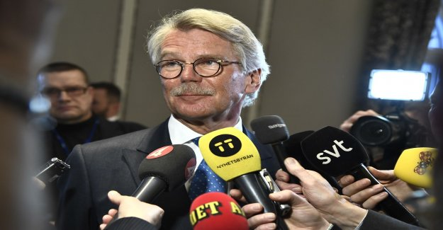 Björn Wahlroos end as Nordea's chairman