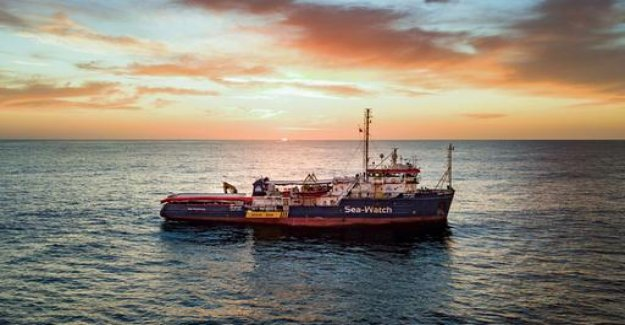 Blocked rescue ships: Berlin and Paris are pushing for a solution