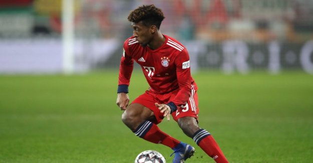 Boateng is missing Ribéry travels to - Coman-use open
