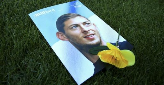Body of the footballer Emiliano Sala identified