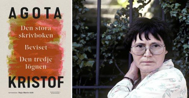 Book list week 7: Agota Kristofs romantrilogi in the top