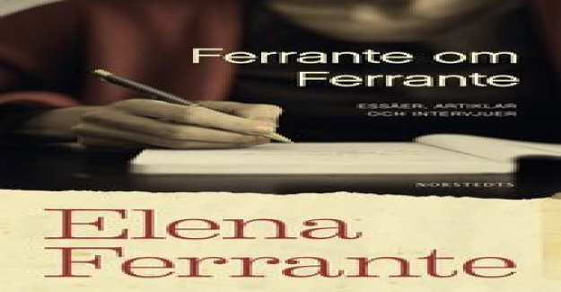 Book review: Author Ferrante is not needed
