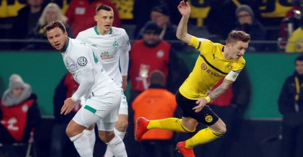 Borussia Dortmund in the DFB-Cup : Marco Reus: We have hired us stupid