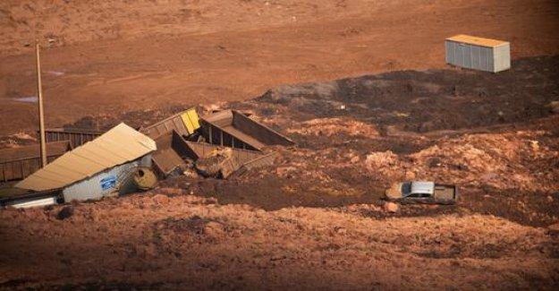 Brazil: Eight mine employees after a dam break in custody