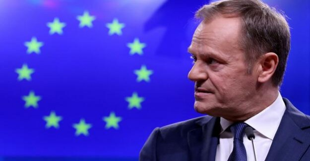 Brexit : Tusk Brexit-advocates want to place in hell
