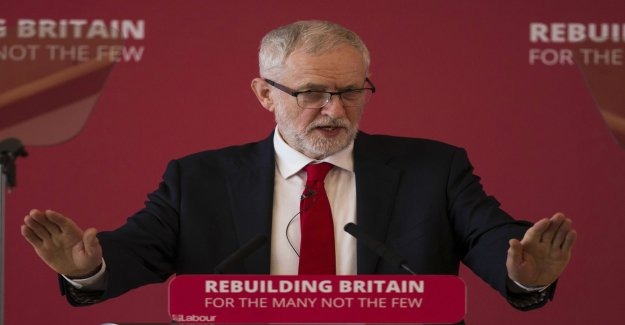Brexit and anti-semitism divides Labour