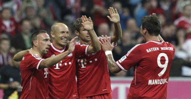 Burned Bayern-star: I deserved Ballon dOr