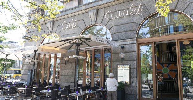 Café Vivaldi get huge fine: the Salmon was too hot