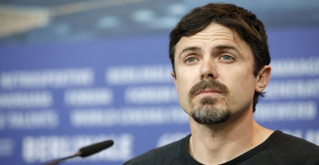 Casey Affleck: My film is not a response to metoo-the charges