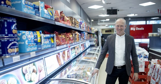 Challenges to open new stores - a bet on frozen food