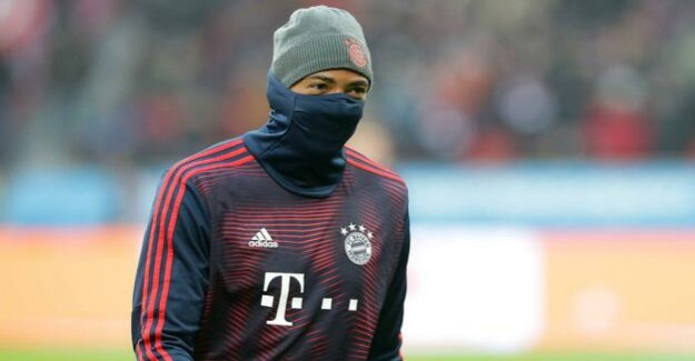 Champions League : FC Bayern's flying without Boateng and Ribery to Liverpool