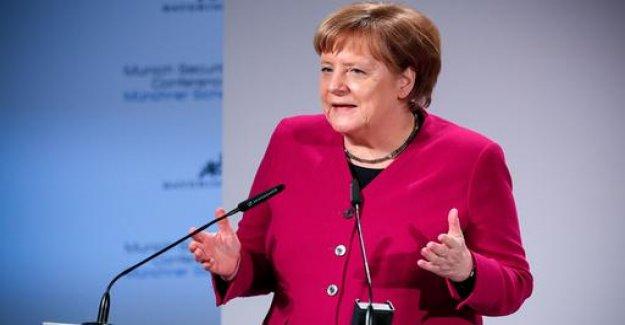 Chancellor Merkel: We need NATO
