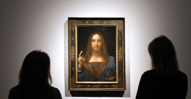 Claim the world's most expensive painting is false