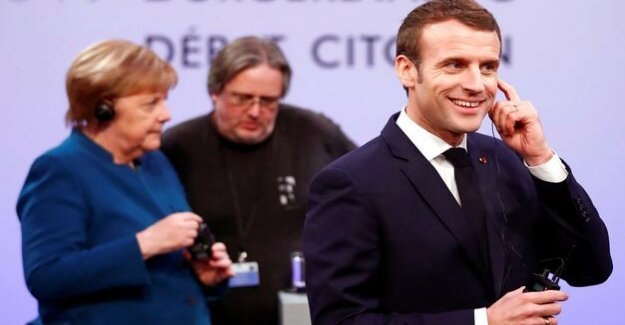 Conflict with France : Almost at the uproar over
