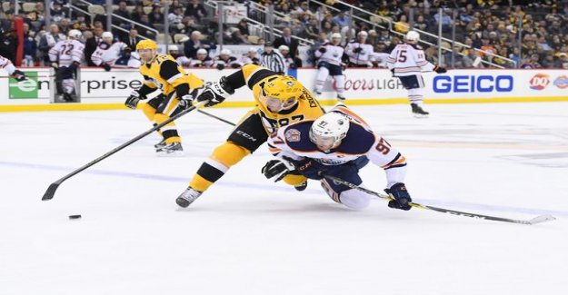 Connor McDavid always loses, when Sidney Crosby's face - monosyllabic statistics was added to the new chapter