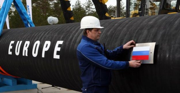 Controversial gas pipeline : Russia warns when Nord Stream 2 from outside interference