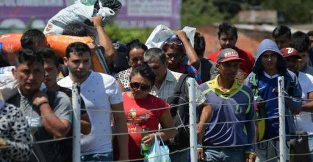 Crisis in Venezuela: drugs from the street pharmacy