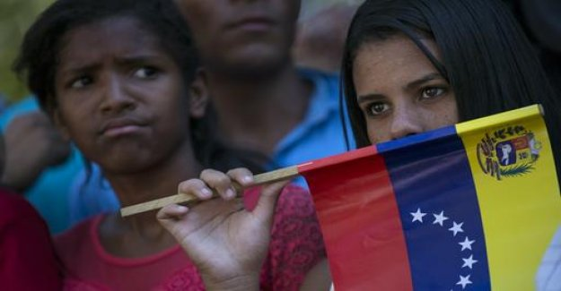 Crisis in Venezuela: the power game at the expense of the Poorest