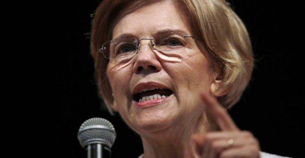 Critical senator will be America's first female president
