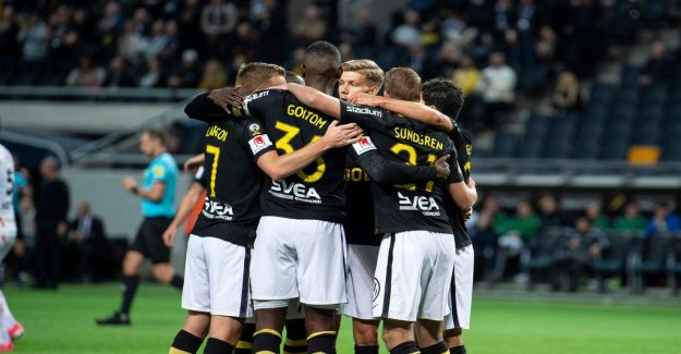 Cup triumph for AIK but coach not happy