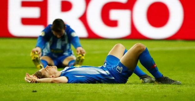 DFB-Cup against FC Bayern : A night of tears for Hertha, but not of grief