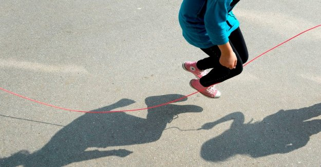 DN Opinion. A betrayal to shrink the children's surfaces for outdoor games