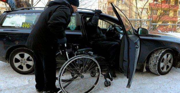 DN Opinion. Färdtjänstens drivers are snökaosets heroes