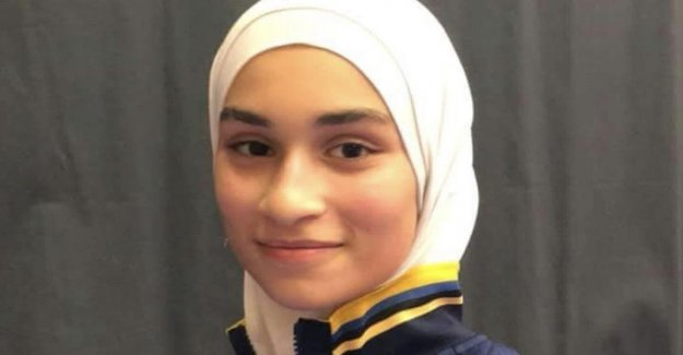 DN Opinion. I wear the veil with pride when I represent Sweden