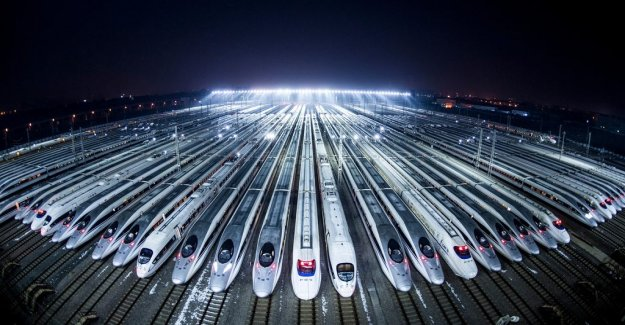 DN Opinion. Ridiculous to compare the chinese high speed trains with Swedish