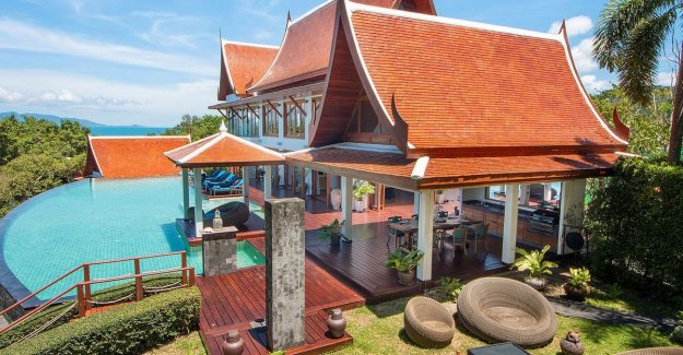 DRIFT. So to see the 'Temptation Island'villas inside out