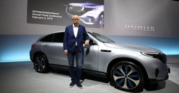 Daimler-quarter figures to be even weaker than expected