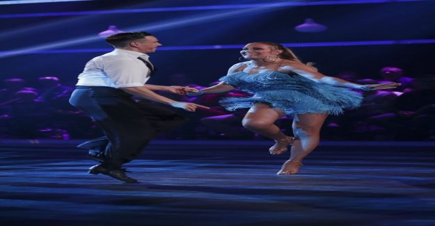 Dancing with the stars takes its toll: Marja Hintikka worried, five toenails came off!