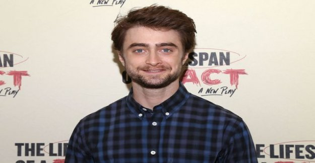 Daniel Radcliffe revealed a surprising favorite of the Harry Potter series: is Not the most favorite