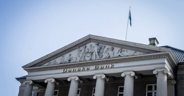 Danske Bank charged in France for money laundering millions