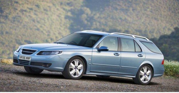 Dare you ta a Saab?