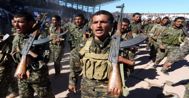 Decisive battle against the IS in Syria begins