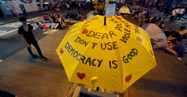Democracy is healthier than its reputation, shows global index