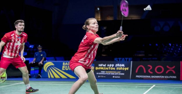 Denmark drums Spain at the european championships on home soil
