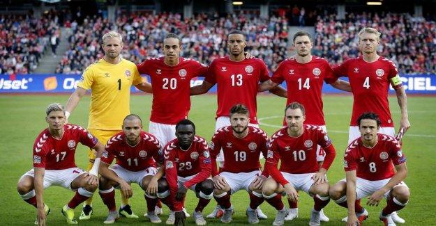 Denmark is tenth best in the world