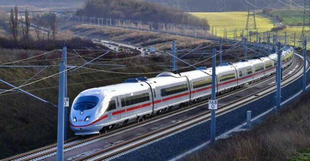 Deutsche Bahn : ICE from Berlin to Basel derailed - no reports of injured
